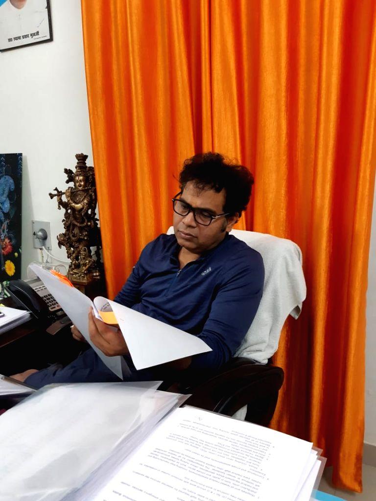 Srikant Sharma. - Srikant Sharma