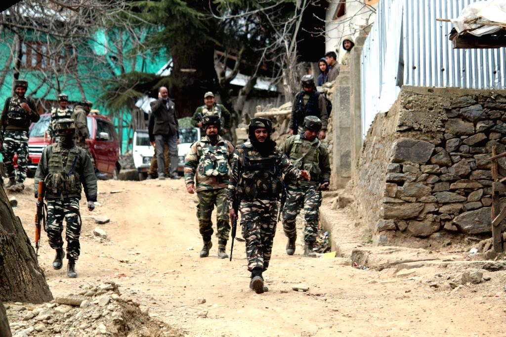 Srinagar, April 13 (IANS) A day after three persons, including a minor, were killed in the Kupwara sector in Pakistani shelling, villagers who live close to the Line of Control (LoC) appealed for calm on Monday.