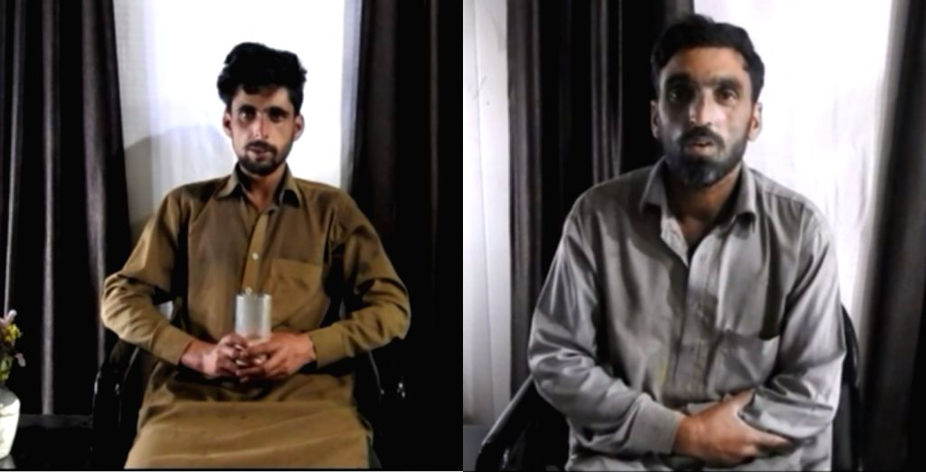 Srinagar: Two Pakistan-backed militants arrested by the Indian Army near the Line of Control (LoC) in Jammu and Kashmir have revealed their plans of disrupting peace in India. The Army released videos of their confession during a joint briefing by th