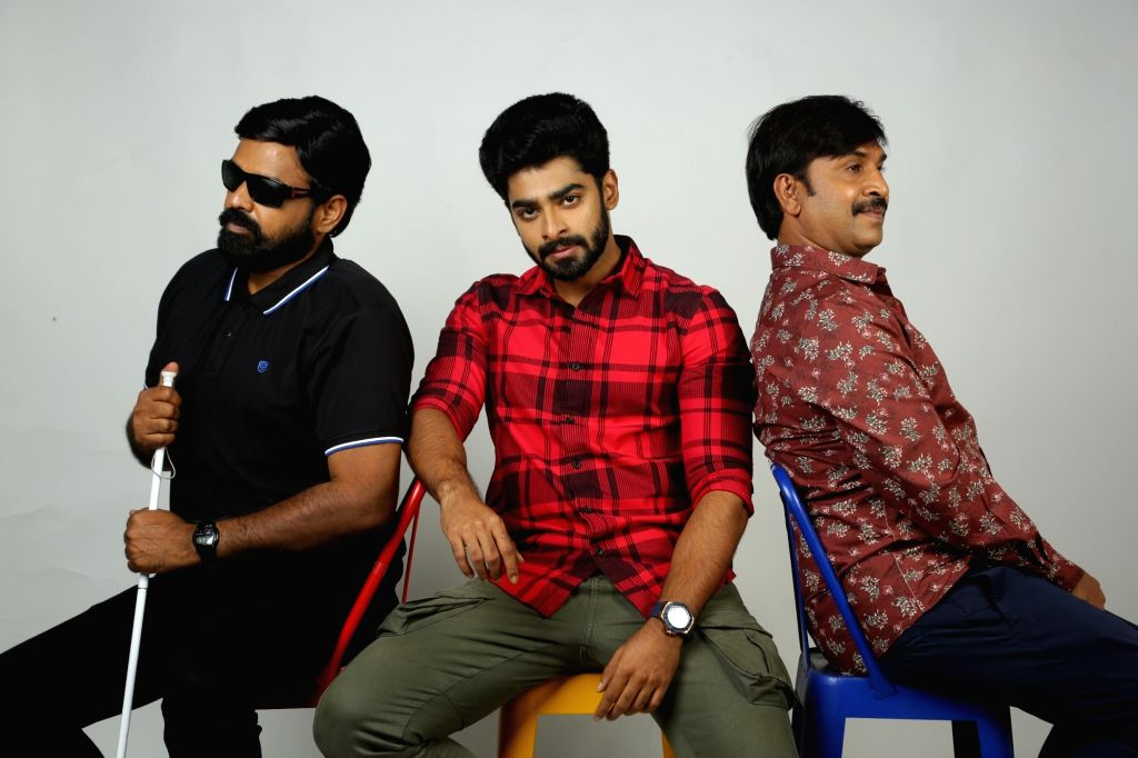 Srinivas Reddy, Deekshith Shetty and Vennela Ramarao's Mugguru Monagallu Trailer Released. - Srinivas Reddy and Deekshith Shetty
