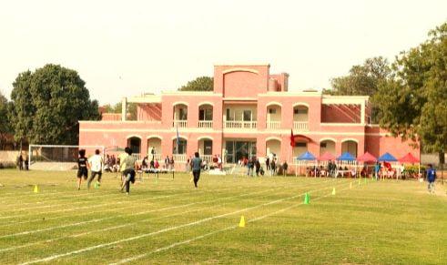 St Stephen's College.