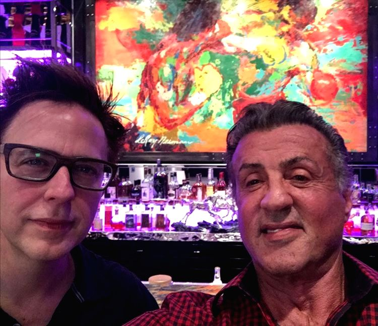Stallone joins The Suicide Squad, confirms director James Gunn - James Gunn