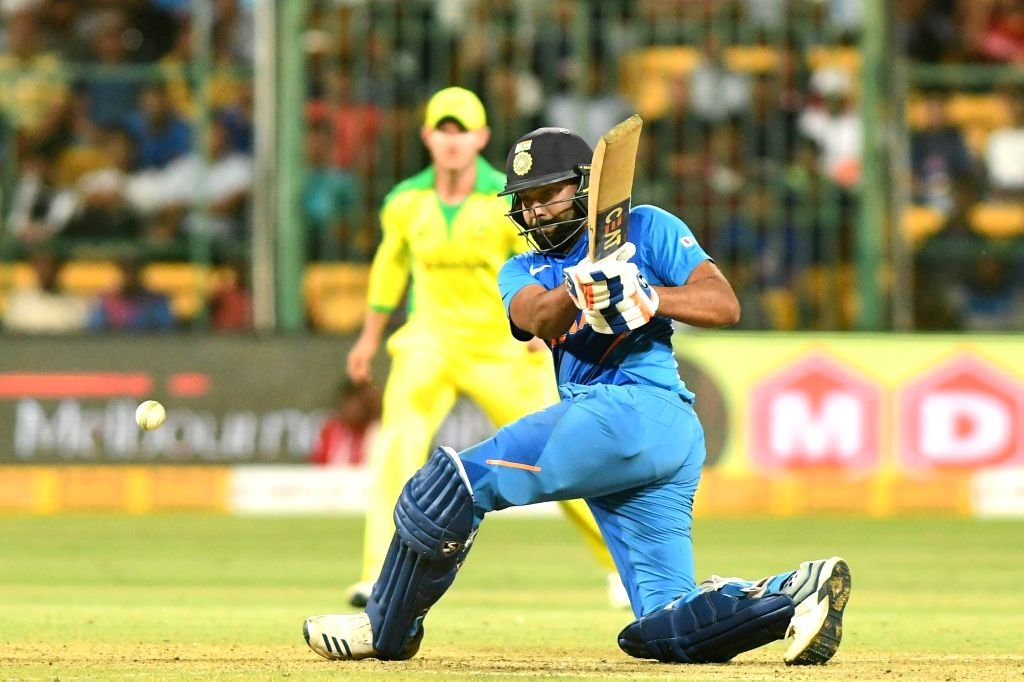 Star Indian batsman Rohit Sharma is holed up in his apartment like everybody else due to the three-week lockdown that was declared in the country on Tuesday as it grapples with the coronavirus outbreak. Rohit said that he is making do with running up - Rohit Sharma