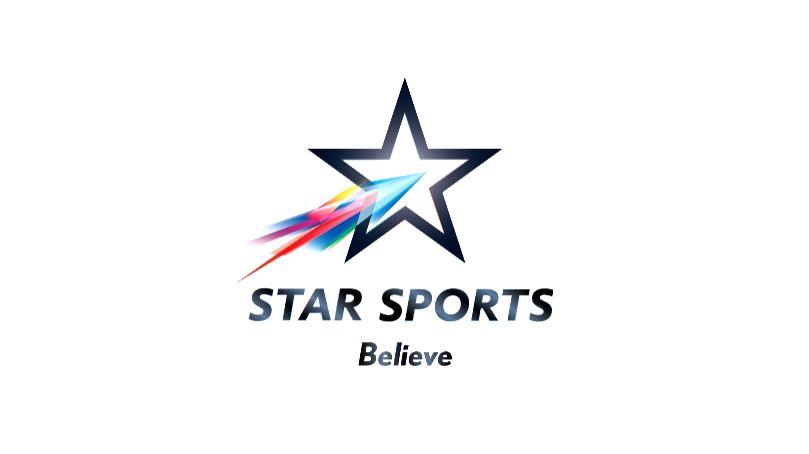 Star Sports logo.
