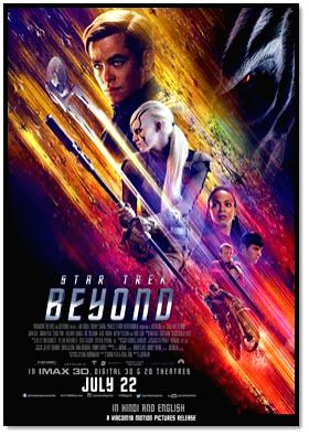 'Star Trek Beyond' to release on July 22 in India
