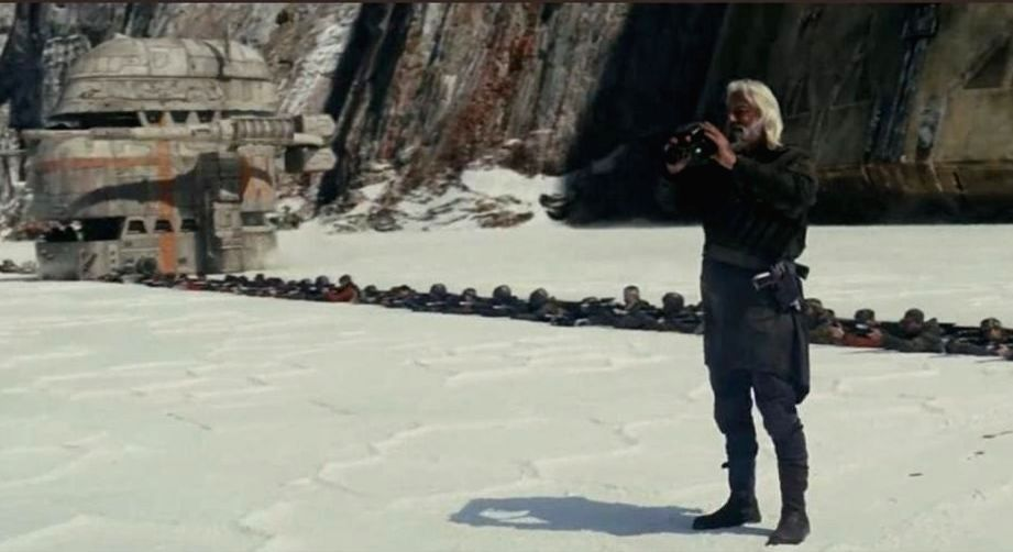 'Star Wars' actor Andrew Jack dies of coronavirus. - Andrew Jack