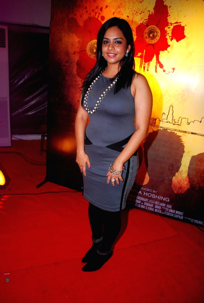 Starcast at the first look of the film Jeena Hai toh Thok Daal