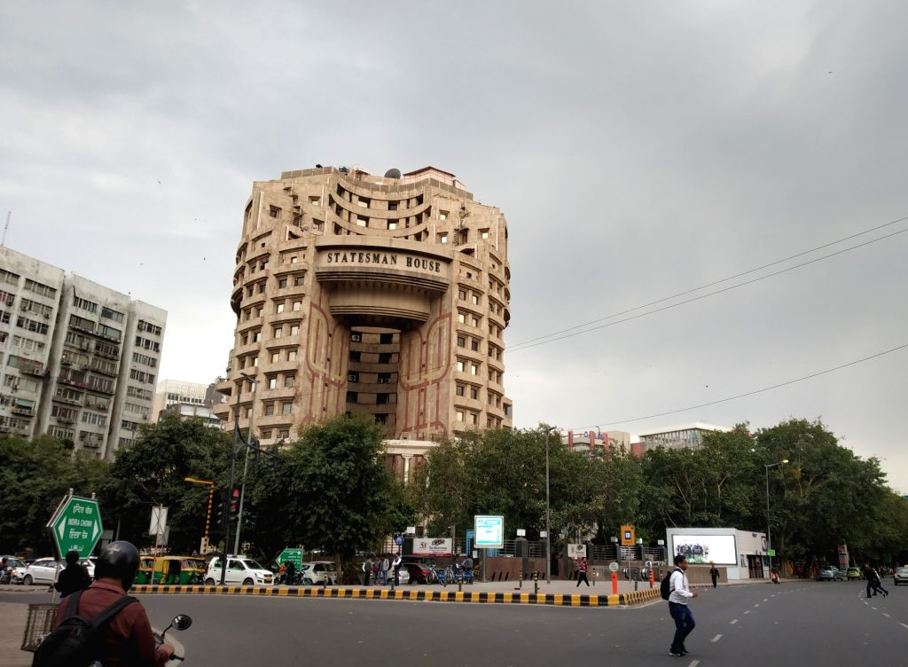 Statesman House. (File Photo: IANS)