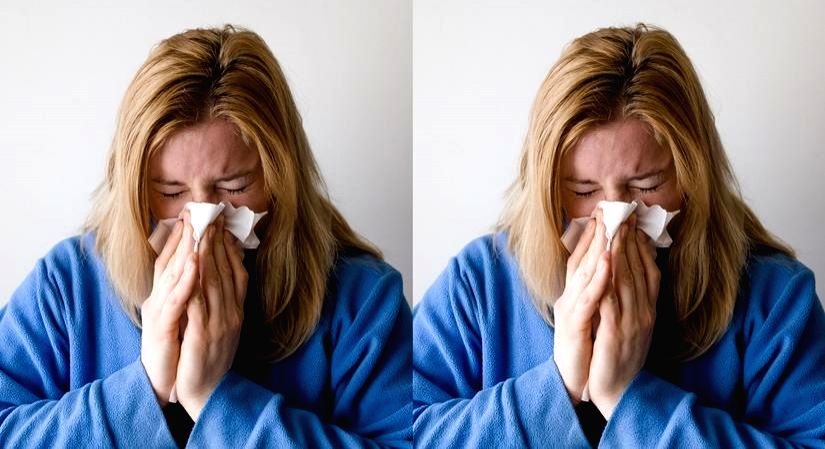 Steam inhalation therapy: An effective remedy to manage seasonal flu.