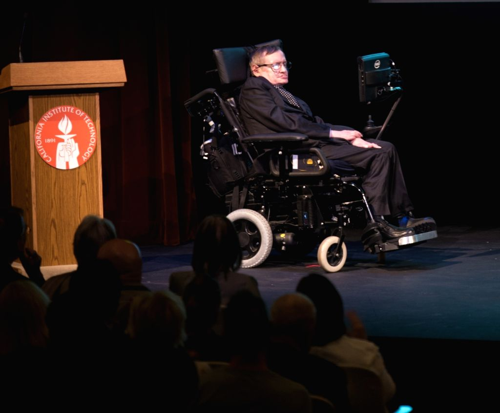 Stephen Hawking's old ventilator donated to NHS