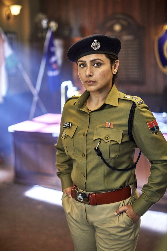 "Stills from actress Rani Mukerji's upcoming film ""Mardaani 2"". - Rani Mukerj"