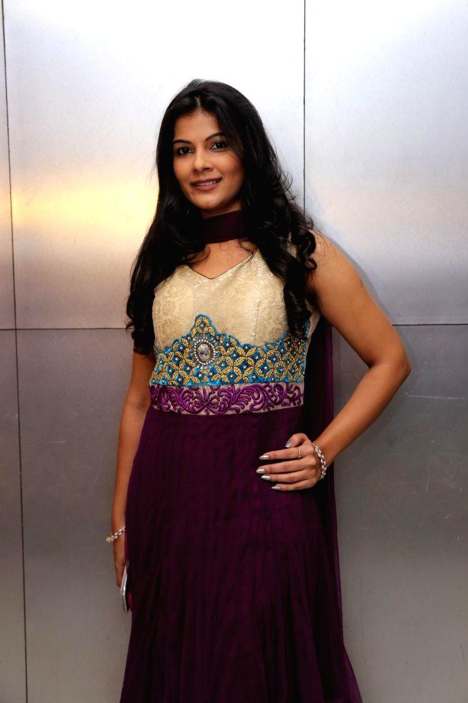 Stills from premiere of Tamil film `Irukku Aana Illa` in Chennai on July 19, 2014.