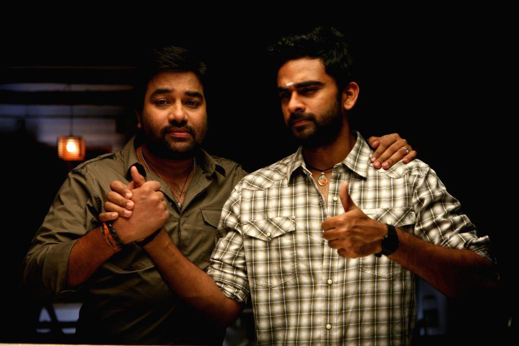 Stills from Tamil film `144`.