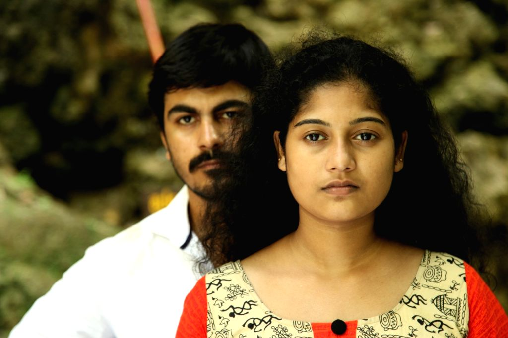 Stills from Tamil film `Aaranyam` .