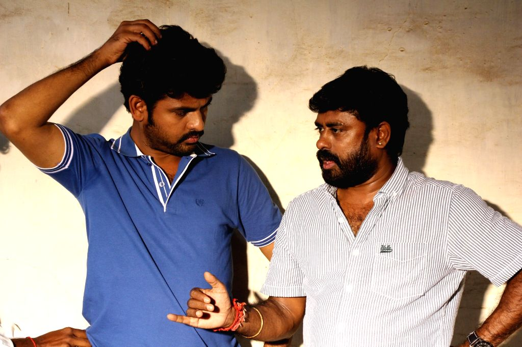 Stills from Tamil film `Kaaval`.