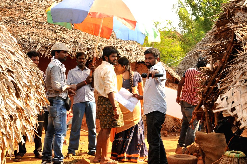 Stills from Tamil film `Manjal Kungumam`.