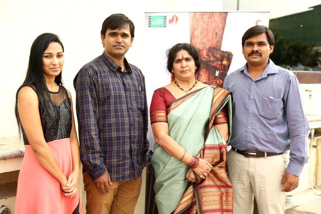 Stills from Telugu film `7 to 4`.