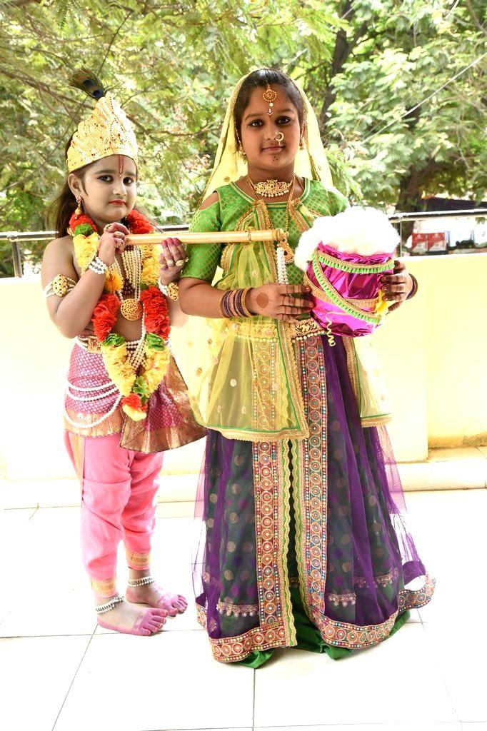 "Stills from Telugu film ""Bala Govindam"" in Hyderabad."