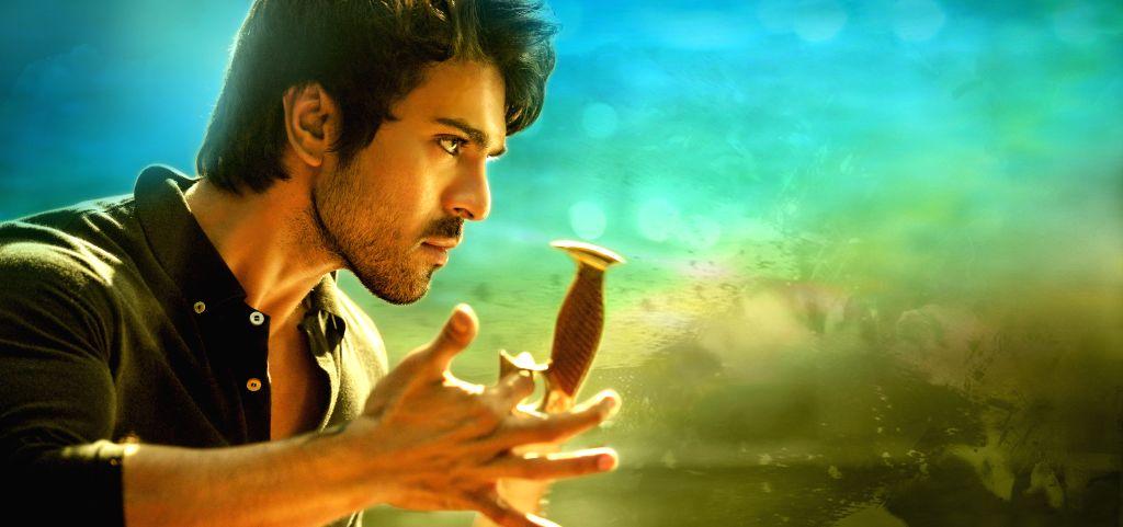Stills from Telugu film `Bruce Lee`.