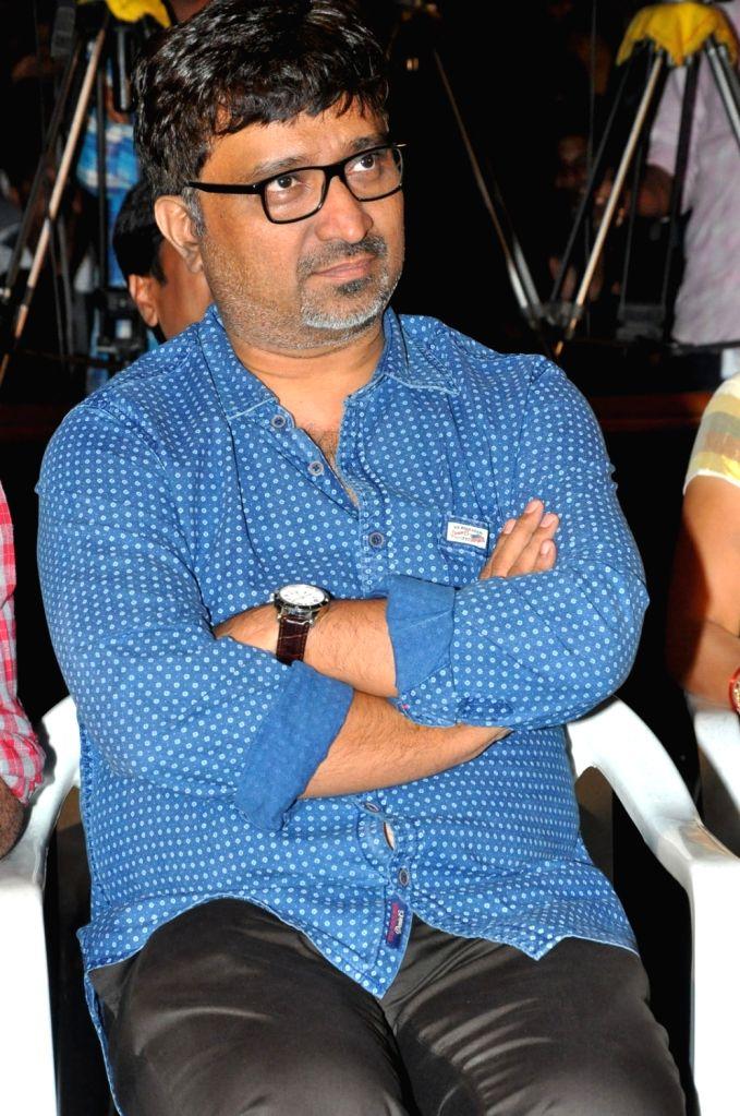 "Stills from Telugu film ""Egise Tarajuvvalu"" Pre Release in Hyderabad."