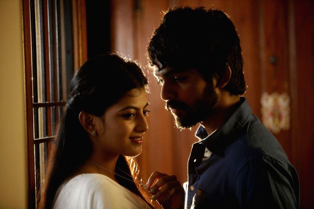 Stills from Telugu film `Enakku Innoru Peru Irukku`