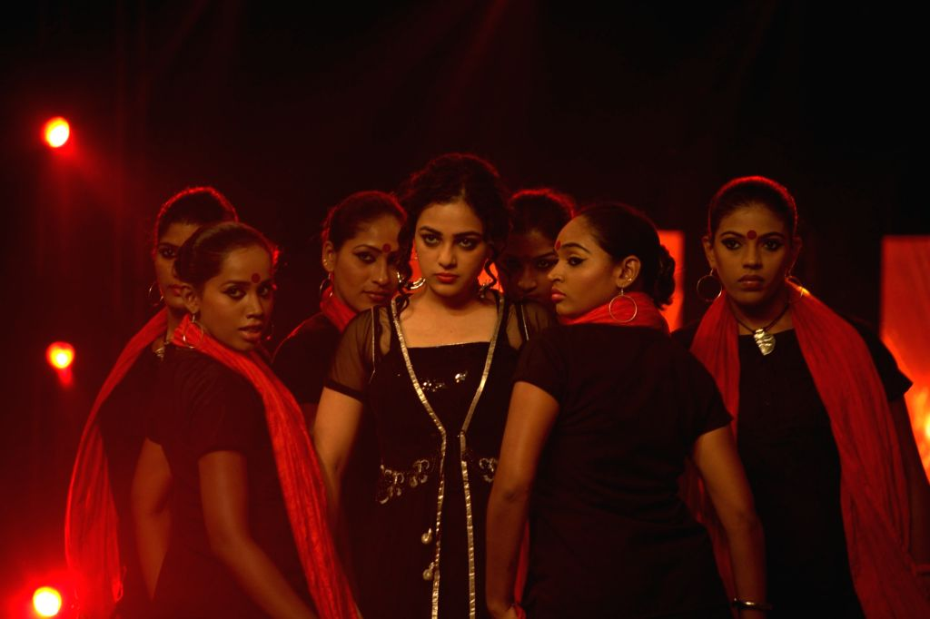 Stills from Telugu Film `Ghatana`