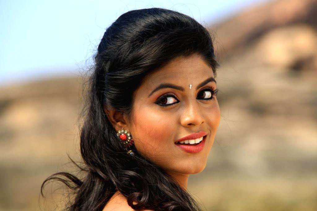 Stills from Telugu film `karaiyoram`.