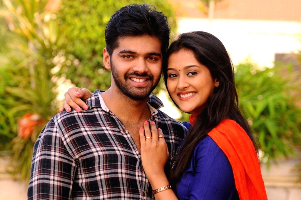 Stills from Telugu film `L7`.