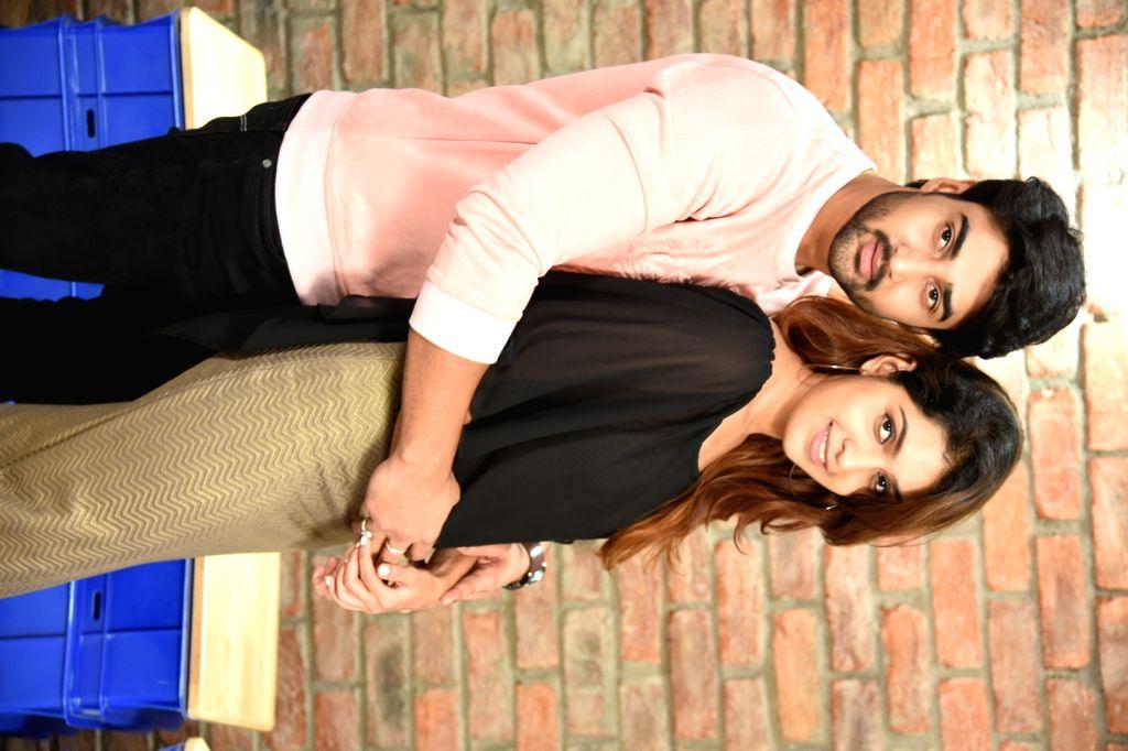 "Stills from Telugu film ""Lolli Jo Lolly"" in Hyderabad."