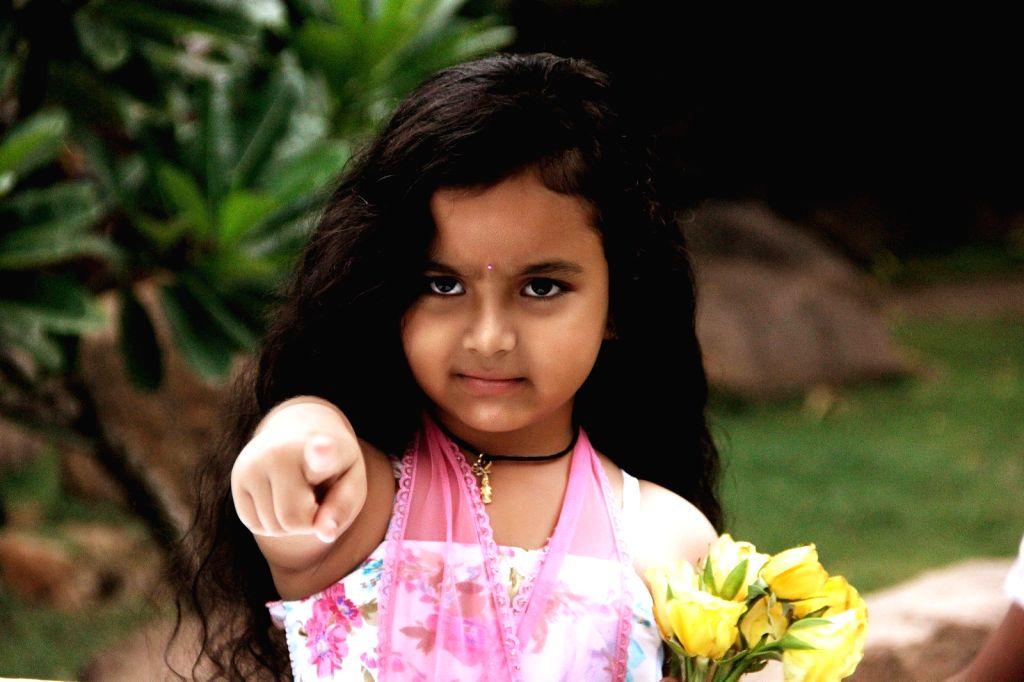 Stills from Telugu film `Mounam`.