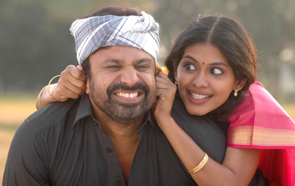 Stills from Telugu film 'Naa Bangaru Talli'.