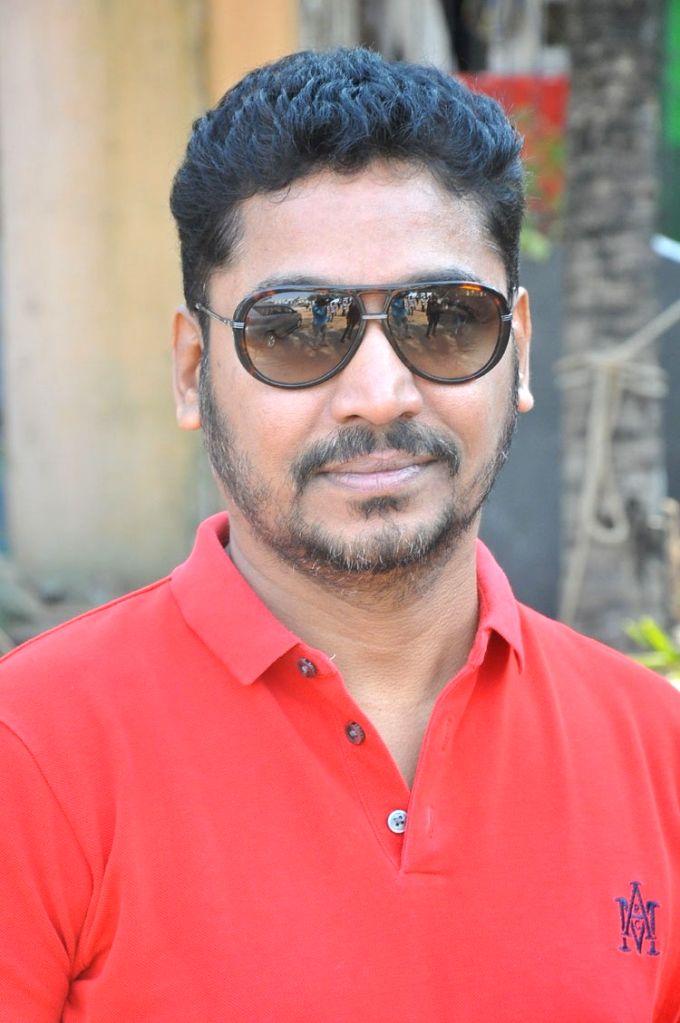 """Stills from Telugu film """"Naa Peru Surya"""" Press Meet in Hyderabad."""