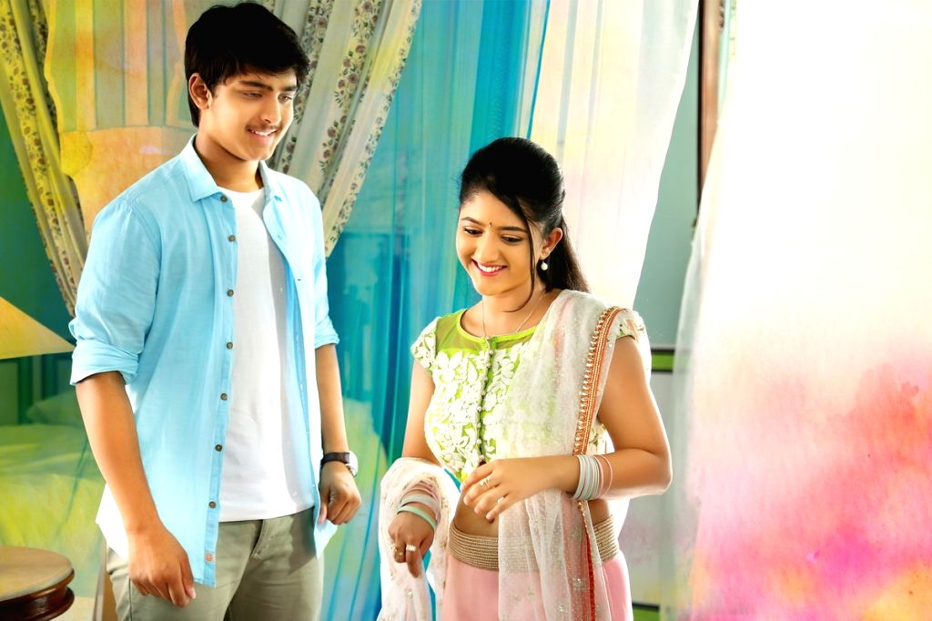 Stills from Telugu film `Nirmala Convent`