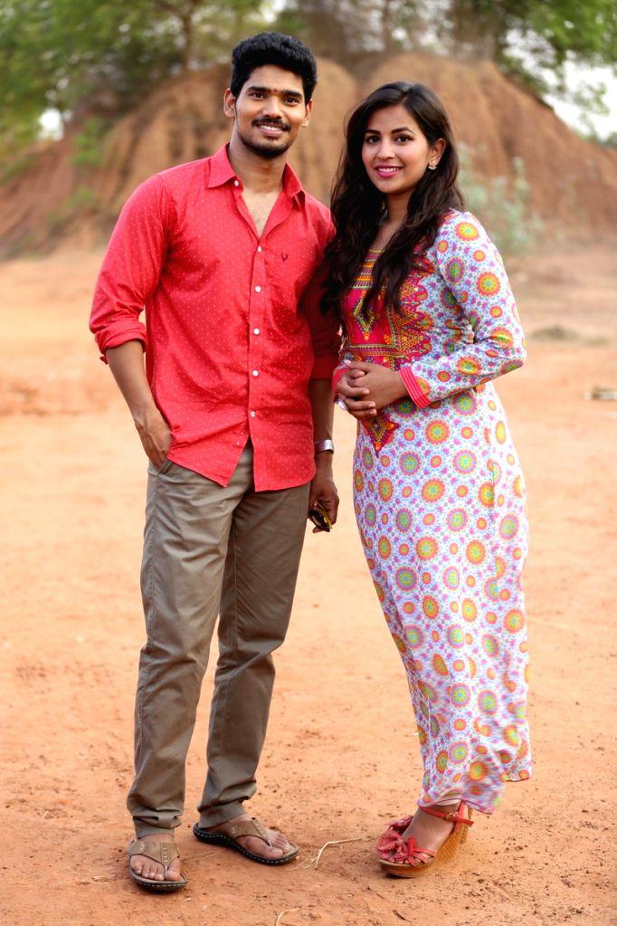 Stills from Telugu film `Panta Pandindi`
