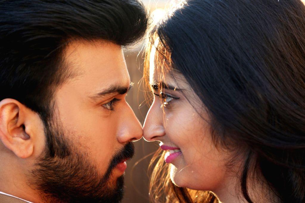 "Stills from Telugu film ""Prema Entha Madhuram Priyuralu Antha Katinam"" in Hyderabad."