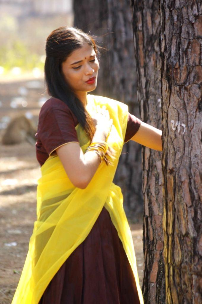 "Stills from Telugu film ""Rangeela"" in Hyderabad."