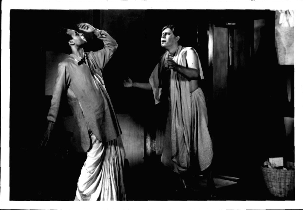 Stills from the first talkie movie 'Devdas',  a copy of which was acquired from the Bangladesh Film Archive by the National Film Archives of India.