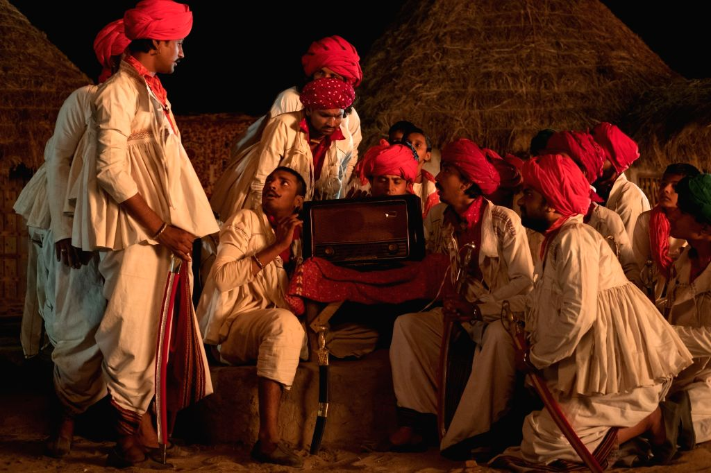 "Stills from the National Award winning first Gujarati film ""Hellaro"" that will be screened at PVR Chanakya in New Delhi on Jan 25, 2020."