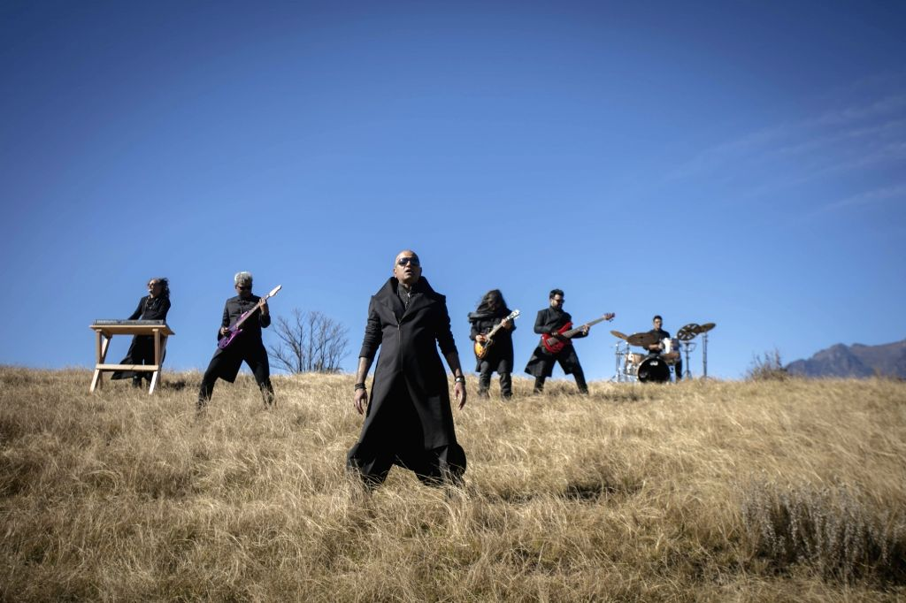 "Stills from the song ""Tears of the wizard"" the video of which was unveiled by popular band Parikrama on Wednesday. This is their first music video in over 20 years."