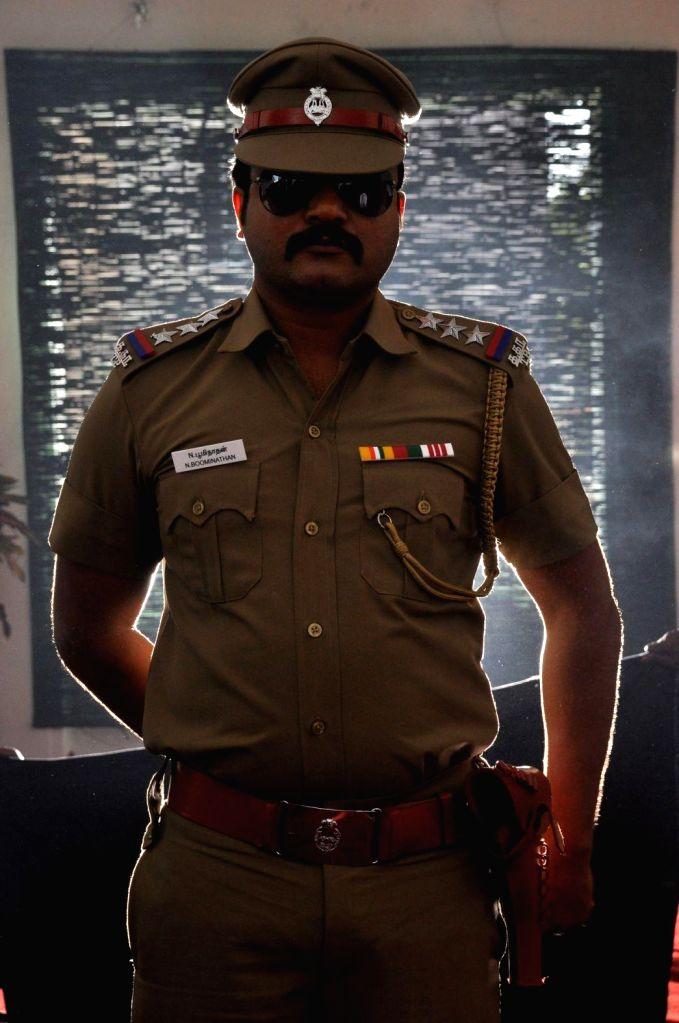 Stills from upcoming Tamil film `Aadama Jaichomada`.