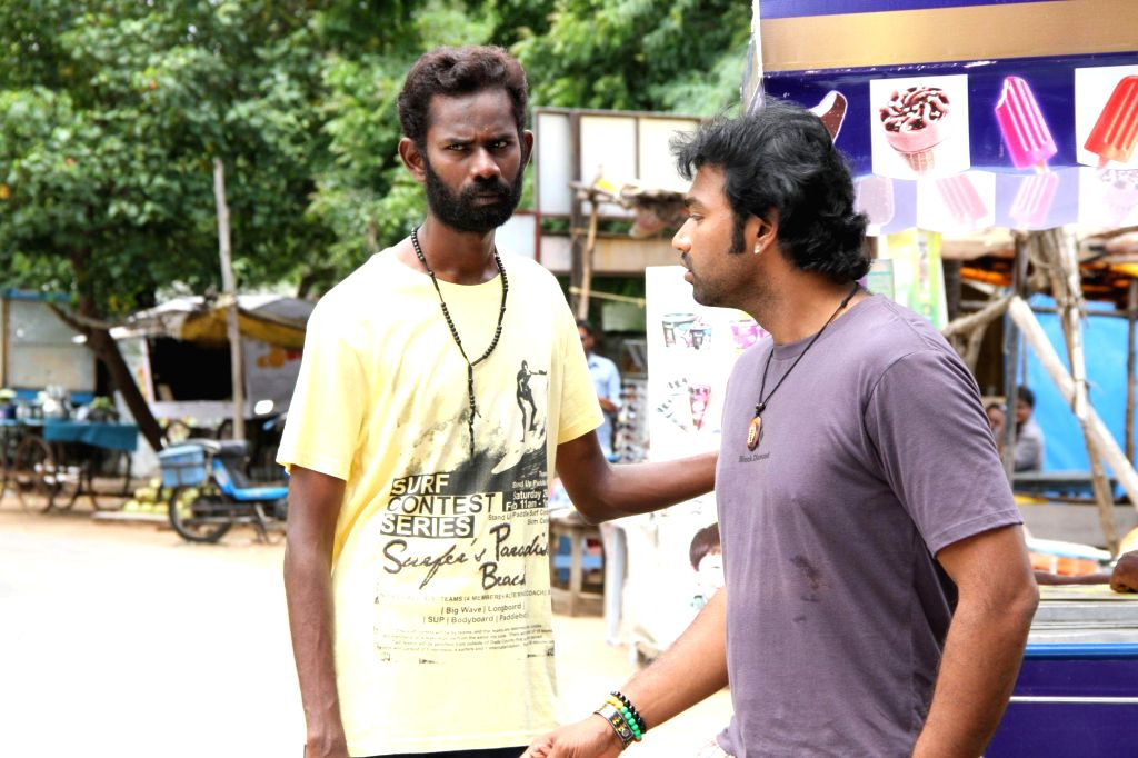 Stills from upcoming Tamil film `Mahabalipuram`.