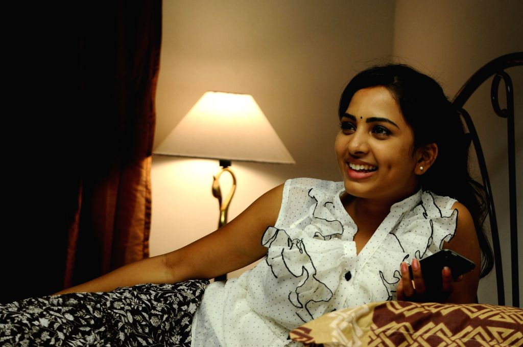 Stills from upcoming Tamil film `Megha`.