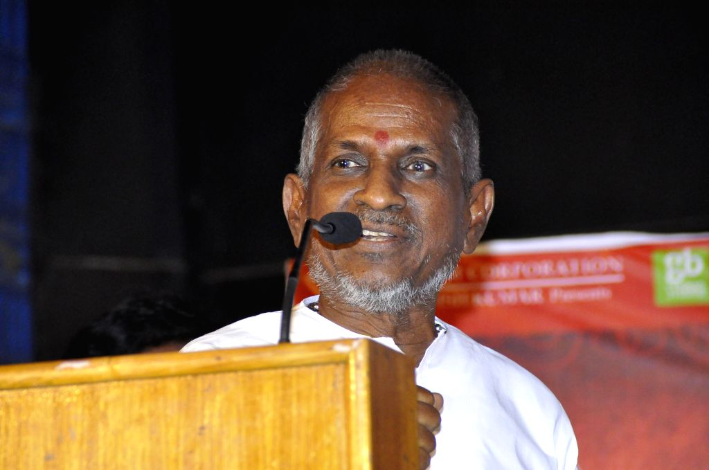 Stills from upcoming Tamil film `Megha` press conference.