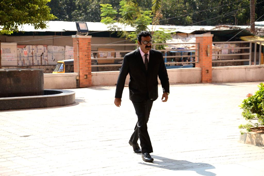 Stills from upcoming Tamil film `Sarabham`.
