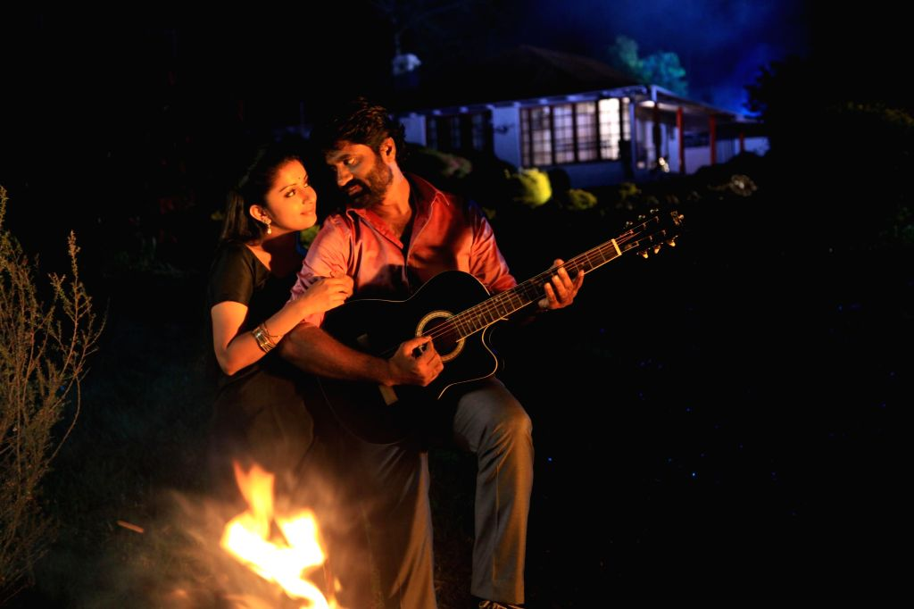 Stills from upcoming Tamil film `Vingyani`.