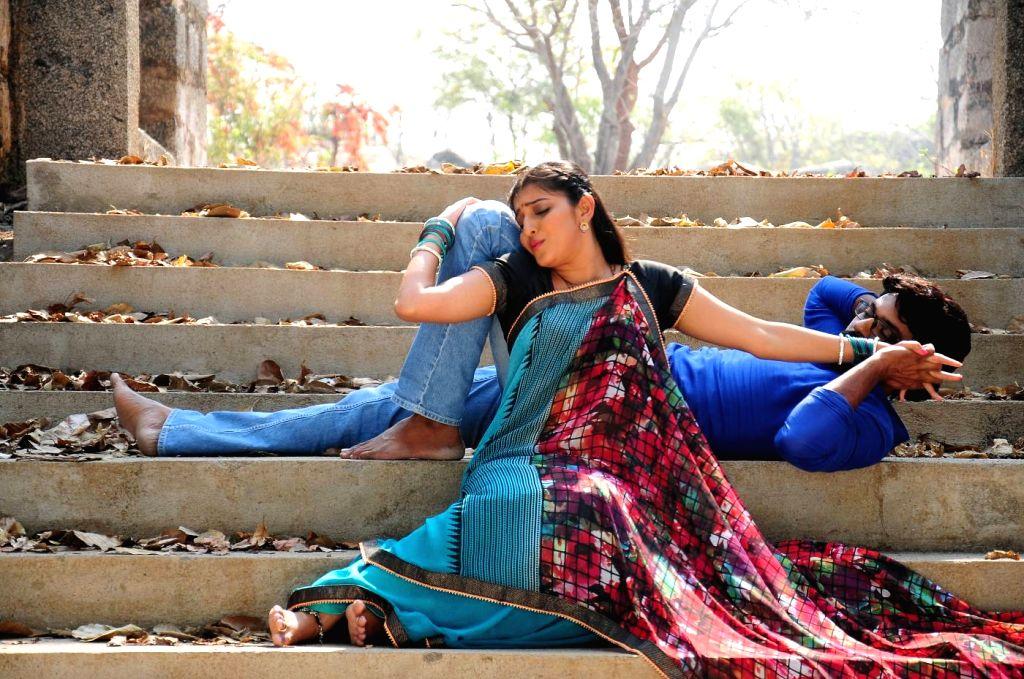 Stills of film Arddhanaari.