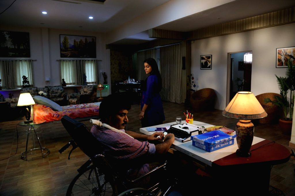 Stills of film Charuseela.