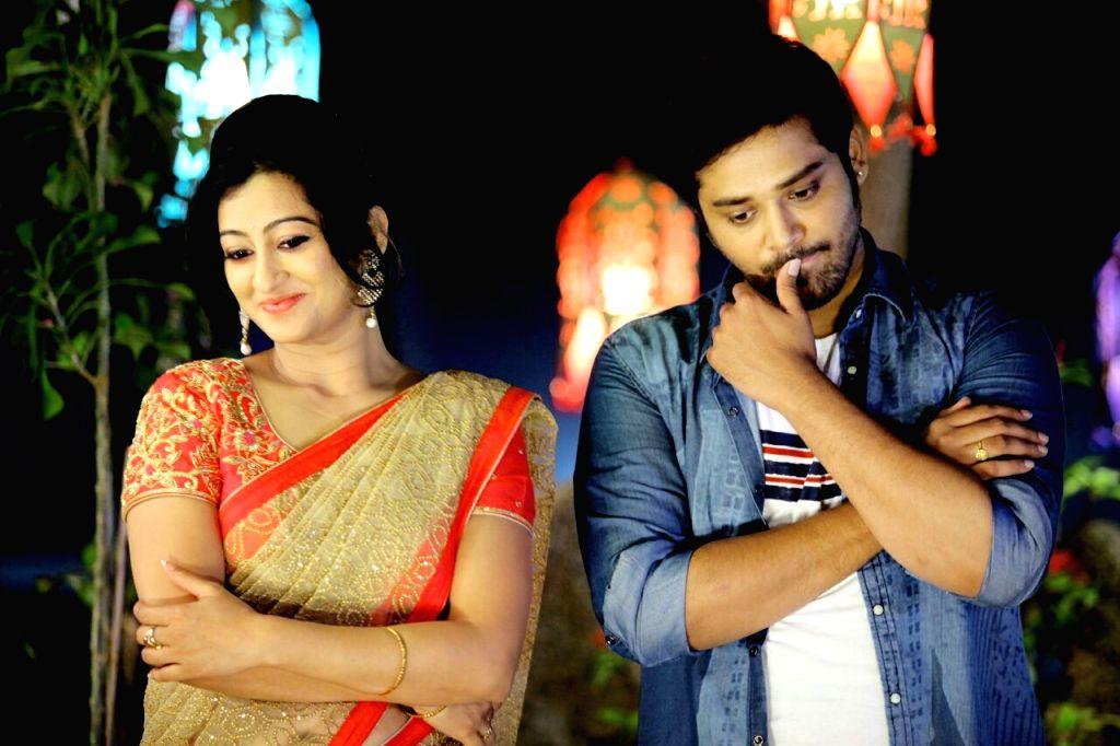 Stills of film Kannulo Nee Rupamey.