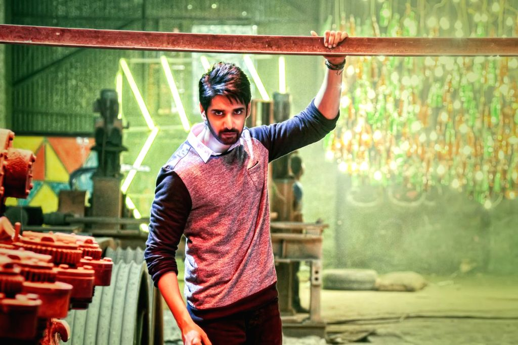 Stills of Telugu film Aatadukumdam Raa..