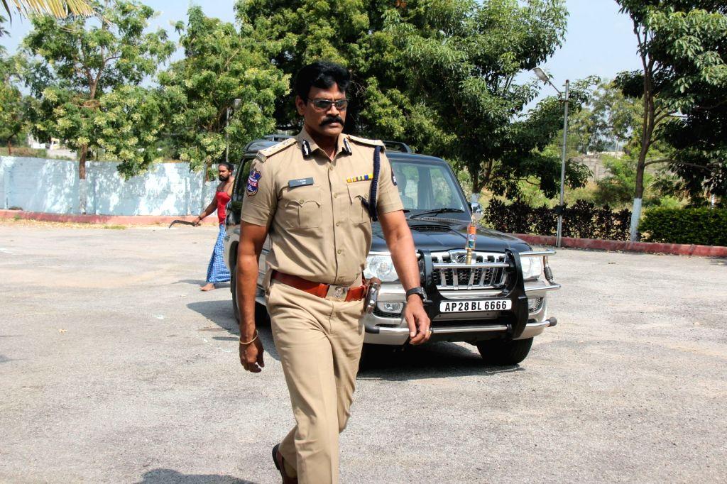 Stills of Telugu Film Rudra IPS.